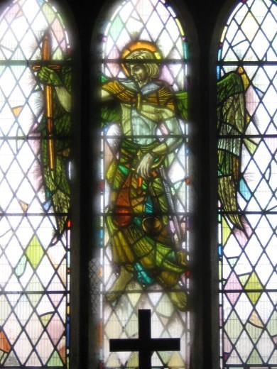 Archangel Michael, Brentor