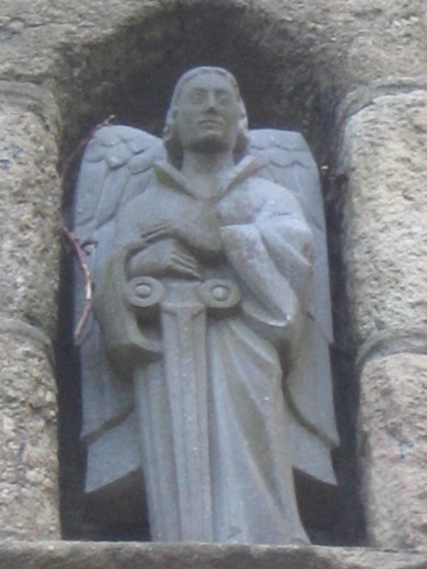 Archangel Michael, Chagford