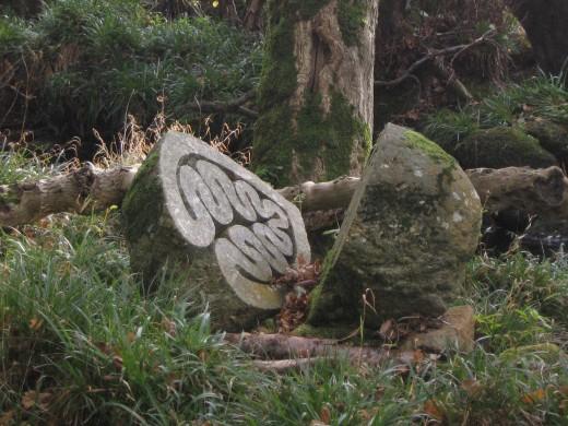 Teign Valley sculpture