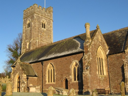 Shobrooke Church
