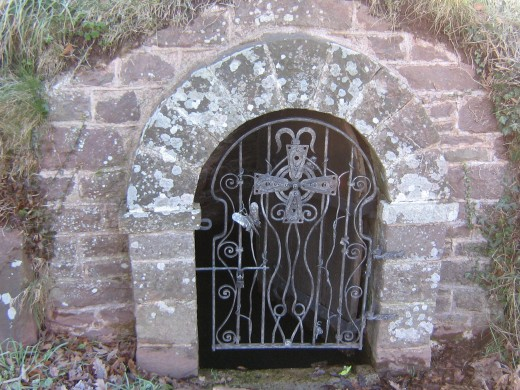 Holy Well Shobrooke
