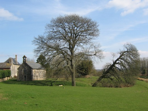 Ayshford Court Chapel