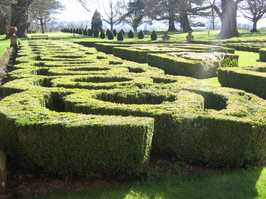 Gardens at Nynehead