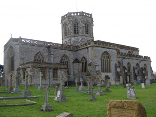 North Curry Church