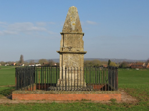 King Alfreds Memorial, Athelney