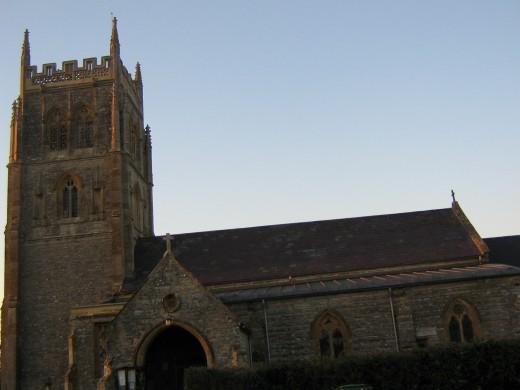 Middlezoy church