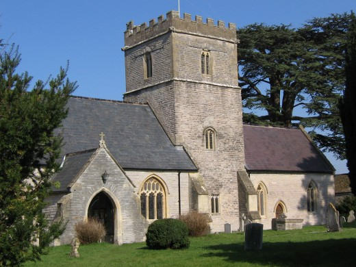 Shapwick Church