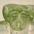 Ancient carving at Perranuthnoe Church