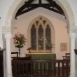 Inside the chapel, Old Kea