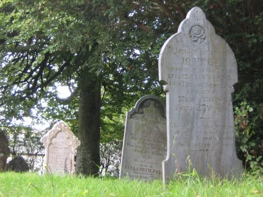 Lezant Churchyard