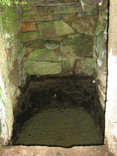 St, Michael's Well, Lezant