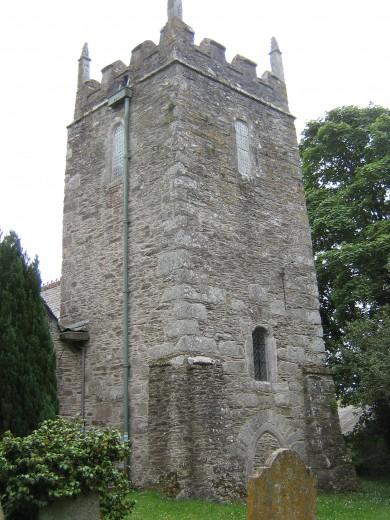 Ruan Lanihorne Church
