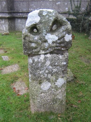 St Clarus Cross