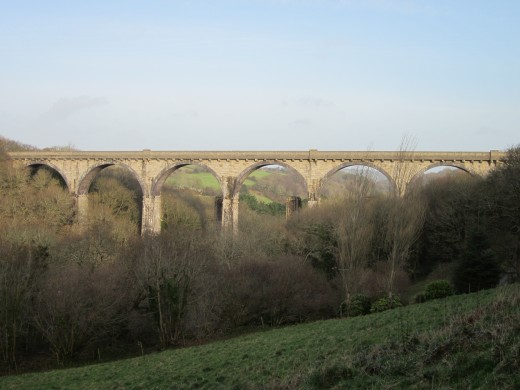 Viaduct over River Kennal