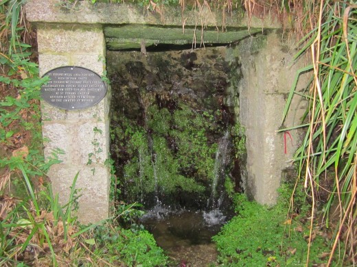 St Piran's Well, Perranarworthal
