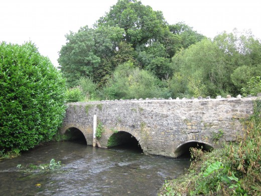 Bridge at Vobster