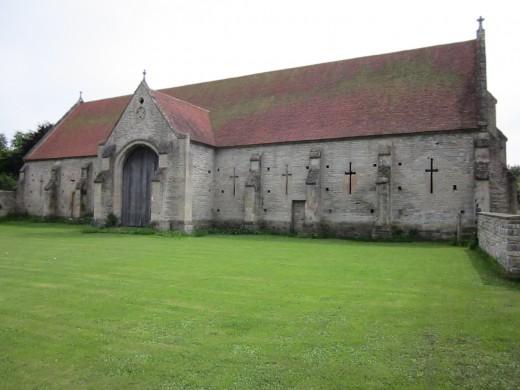 Tithe Barn, Pilton