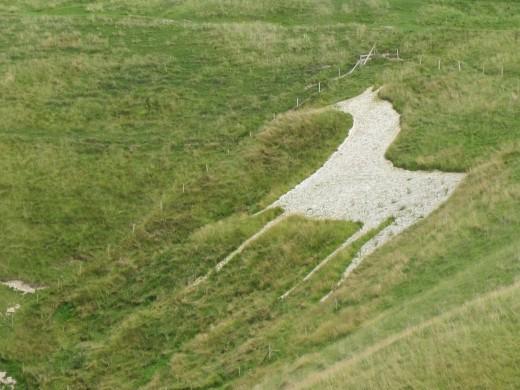 White Horse, Cherhill Down