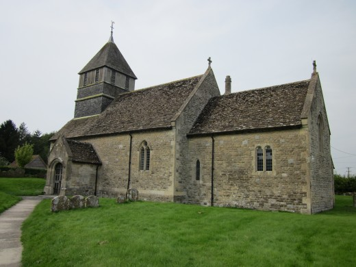 Winterbourne Monkton Church