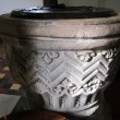 Carved Font, Winterbourne Monkton