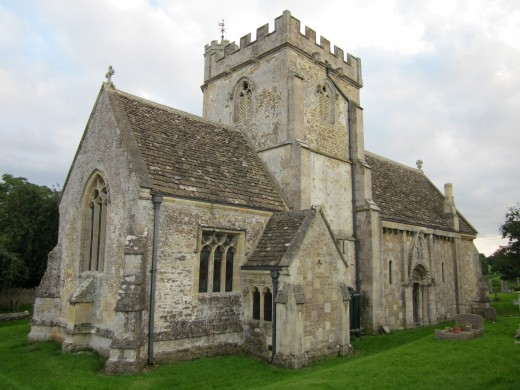 Lullington Church